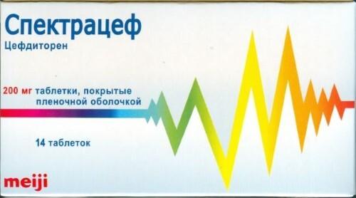 Купить Спектрацеф цена
