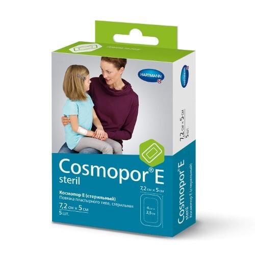 Купить Повязки пластырного типа стерильные cosmopor e steril цена