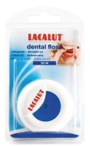 Купить Dental floss интердентальная зубная нить 50м цена