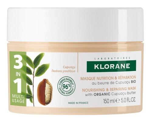 Купить Питательная и восстанавливающая маска для волос с органическим маслом купуасу 150мл цена