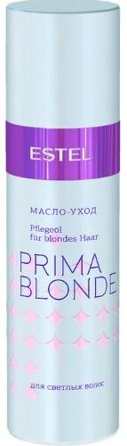 Купить Professional prima blonde масло-уход для светлых волос 100мл цена