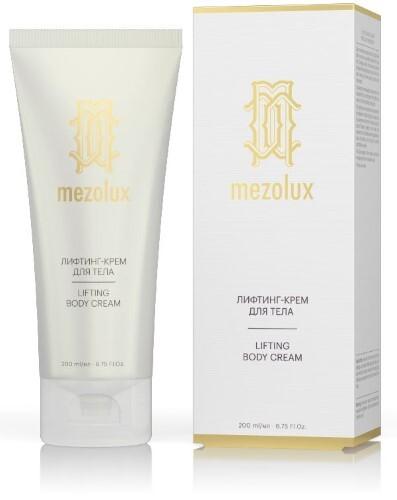 Купить Mezolux лифтинг-крем для тела 200мл цена