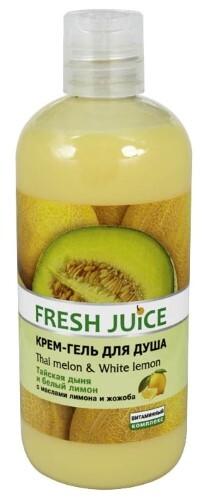 Купить Крем-гель для душа тайская дыня и белый лимон 500мл цена