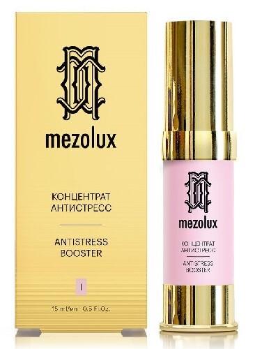 Купить Mezolux концентрат-миорелаксант 15мл цена