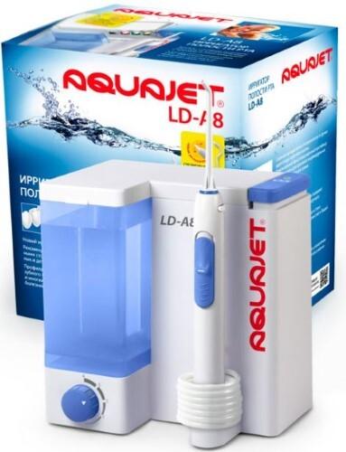 Купить Ирригатор полости рта aquajet ld-a8 с принадлежностями цена