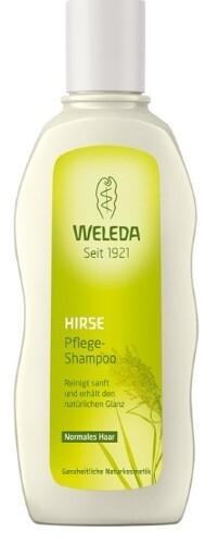Купить Hirse шампунь с просом для нормальных волос 190мл цена