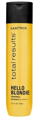 Купить Total results хеллоу блонди шампунь для сияния светлых волос 300мл цена
