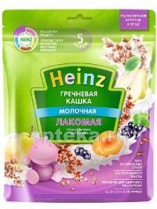 Каша молочная сухая быстрорастворимая лакомая кашка гречневая грушка абрикос смородинка 170,0