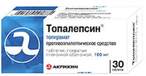 Купить Топалепсин цена