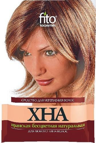 Купить Хна иранская бесцветная натуральная 25,0 цена
