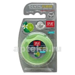 Купить Professional зубная нить объемная с бергамотом и лаймом 30м цена