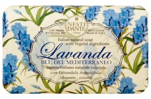 Купить Туалетное мыло лаванда голубое средиземноморье 150,0 цена