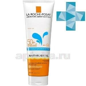 Купить Anthelios xl гель солнцезащитный для лица и тела с технологией нанесения на влажную кожу spf 50+ 250мл цена