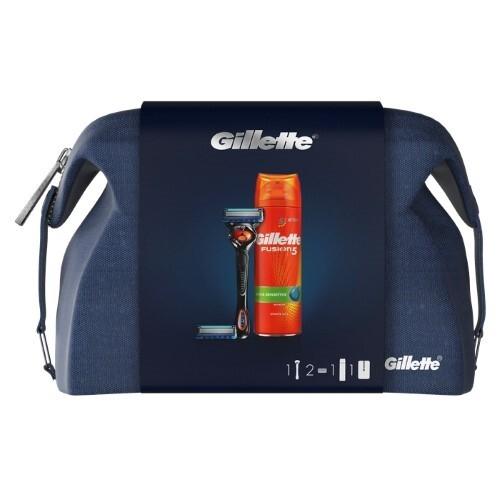 Купить Набор /fusion proglide бритва+сменные кассеты n2+gillette fusion гель для бритья 200мл+сумка/ цена