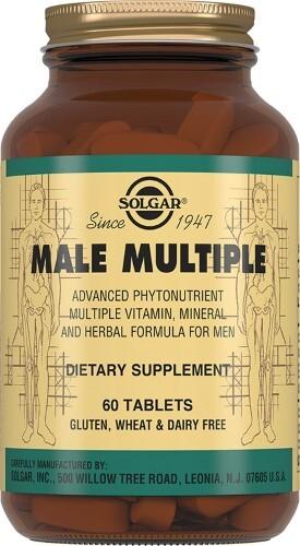 Мультивитаминный и минеральный комплекс для мужчин