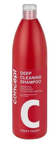 Купить Profy touch шампунь для волос глубокой очистки 1000мл цена