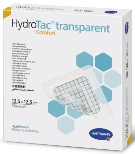Купить Повязки стерильные гидроактивные hydrotac transparent comfort цена