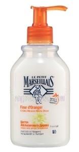 Купить Жидкое мыло для рук с дозатором цветок апельсинового дерева 300мл цена