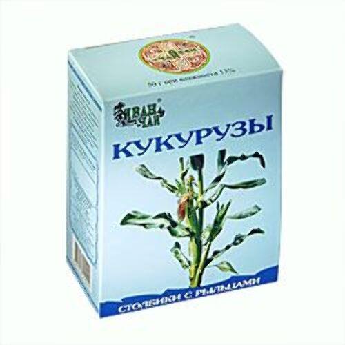 Купить Кукурузы столбики с рыльцами цена