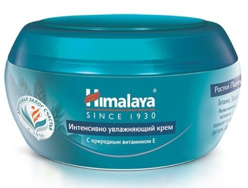 Купить Himalaya крем интенсивно увлажняющий ростки пшеницы сладкий миндаль 50мл цена