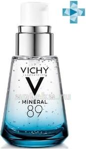 Купить Mineral 89 ежедневный гель-сыворотка для кожи подверженной агрессивным внешним воздействиям 30мл цена
