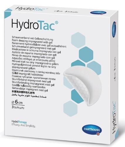 Купить Повязки гидроактивные губчатые hydrotac цена