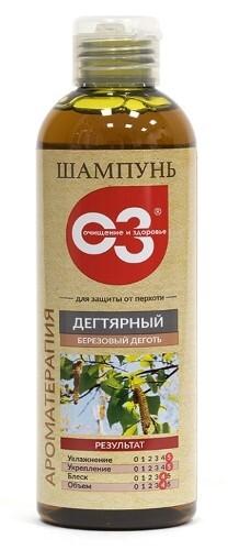 Купить Очищение и здоровье шампунь дегтярный 250мл цена