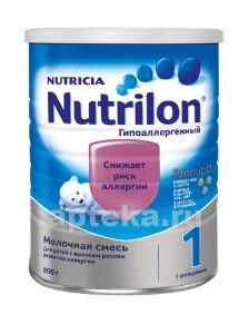 Купить Набор из 6-ти уп смеси nutrilon-1 гипоаллергенный 800гр по цене 5-ти цена