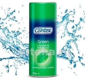 Купить Гель-смазка green 100мл цена