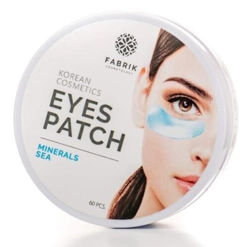 Купить Eyes patch minerals sea патчи для области вокруг глаз с морскими минералами n60 цена