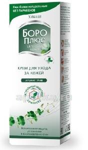 Купить Боро плюс крем для ухода за кожей аромат трав 50,0 зеленый цена