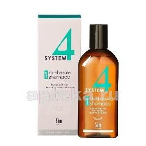 Купить Шампунь 1 терапевтический для нормальных жирных волос 215мл цена