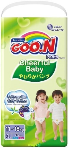 Купить Cheerful baby подгузники-трусики для детей цена