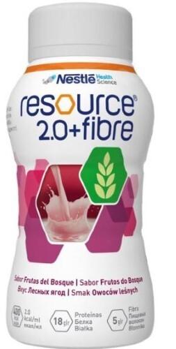 Купить 2,0+fibre смесь 200мл /лесные ягоды/ цена