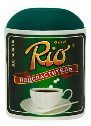 Купить Рио голд подсластитель n300 табл цена