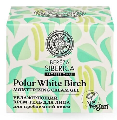Купить Bereza siberica крем-гель для лица увлажняющий 50мл цена