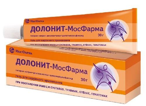 Купить Долонит-мосфарма цена