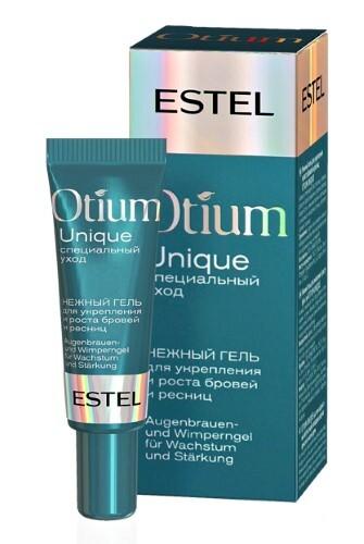 Купить Otium unique нежный гель для укрепления и роста бровей и ресниц 7мл цена