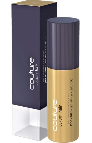 Купить Professional haute couture luxury hair спрей с кератином для волос 100мл цена