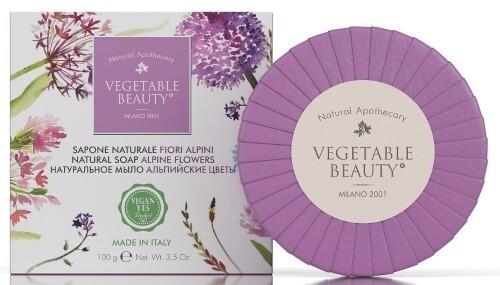 Купить Альпийские цветы натуральное мыло 100,0 цена