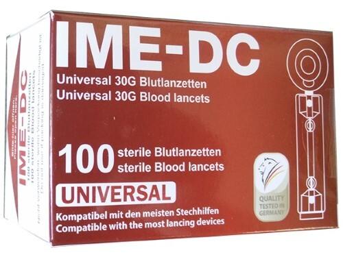 ЛАНЦЕТЫ IME-DC N100