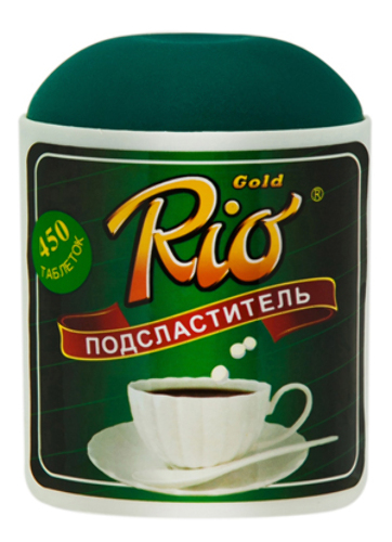Купить Рио голд подсластитель n450 табл цена