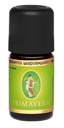 Купить Масло эфирное эвкалипта шаровидного био 5мл/ примавера лайф цена