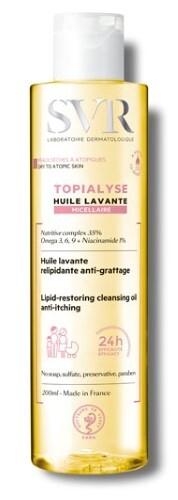 Купить Topialyse huile lavante micellaire масло мицеллярное моющее 200мл цена