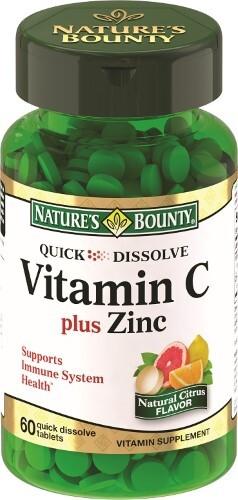 Купить Витамин с плюс цинк цена