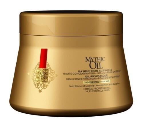 Купить Loreal professionnel mythic oil маска для плотных волос 200мл цена