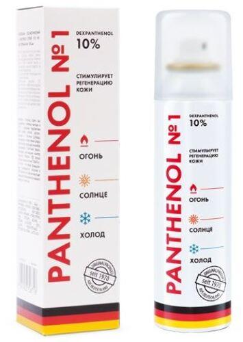 Купить Пантенол спрей 10% n1 150мл цена
