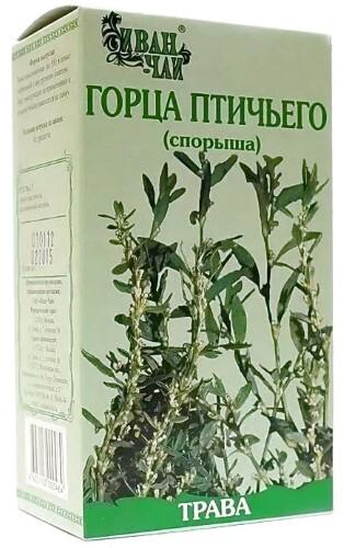 Купить Горца птичьего трава (спорыш) цена
