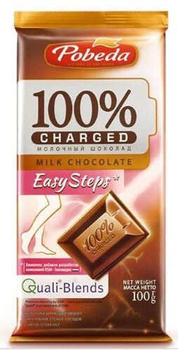 Купить Шоколад молочный изи степс 100,0 цена