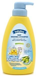 Купить Nature детское средство для купания и шампунь с оливковым маслом 500мл цена